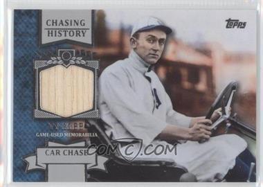 2013 Topps Chasing History Relic Chr Tc Ty Cobb