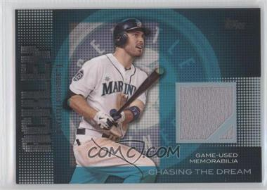 2013 Topps - Chasing The Dream Relics #CDR-DA - Dustin Ackley