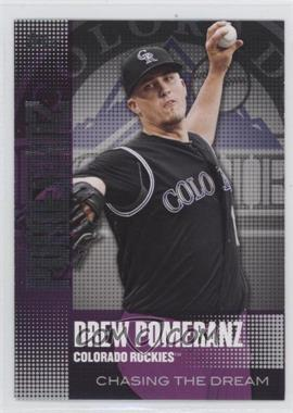 2013 Topps - Chasing The Dream #CD-14 - Drew Pomeranz