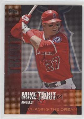 2013 Topps - Chasing The Dream #CD-2 - Mike Trout