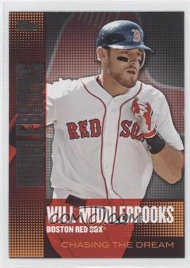 2013 Topps - Chasing The Dream #CD-3 - Will Middlebrooks