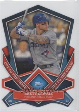 2013 Topps - Cut to the Chase #CTC-13 - Brett Lawrie