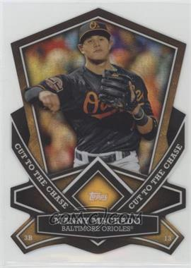 2013 Topps - Cut to the Chase #CTC-44 - Manny Machado