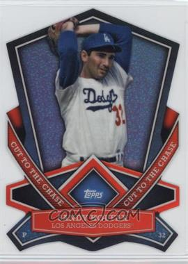 2013 Topps - Cut to the Chase #CTC-48 - Sandy Koufax