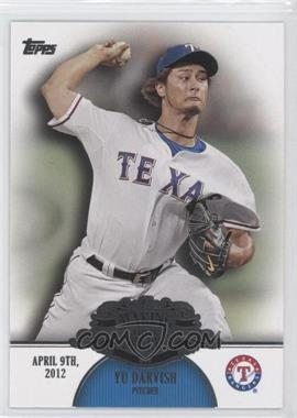 2013 Topps - Making Their Mark #MM-22 - Yu Darvish
