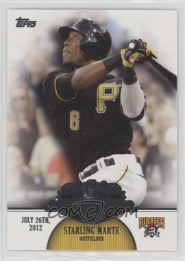 2013 Topps - Making Their Mark #MM-33 - Starling Marte