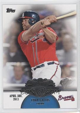 2013 Topps - Making Their Mark #MM-45 - Evan Gattis