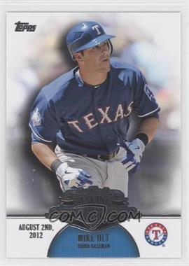 2013 Topps - Making Their Mark #MM-7 - Mike Olt