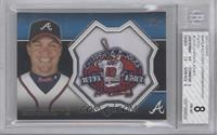 Chipper Jones [BGS 8]
