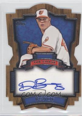 2013 Topps - Million Dollar Chase Online Contest Million Dollar Chase Autographs - [Autographed] #CA-DB - Dylan Bundy /260