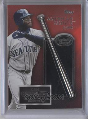 2013 Topps - Silver Sluggers Commemorative Manufactured Trophy #SS-KG - Ken Griffey Jr.