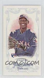 2013 Topps Allen & Ginter's - [Base] - Mini Allen & Ginter Back #156 - Jurickson Profar