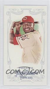 2013 Topps Allen & Ginter's - [Base] - Mini Allen & Ginter Back #310 - Brandon Phillips