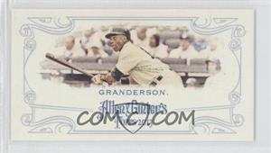 2013 Topps Allen & Ginter's - [Base] - Mini Allen & Ginter No Number Back #CUGR - Curtis Granderson