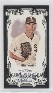 2013 Topps Allen & Ginter's - [Base] - Mini Black Border #237 - Chris Sale