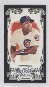 2013 Topps Allen & Ginter's - [Base] - Mini Black Border #286 - Alfonso Soriano