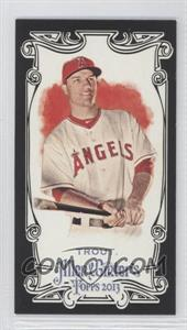 2013 Topps Allen & Ginter's - [Base] - Mini Black Border #7 - Mike Trout