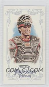 2013 Topps Allen & Ginter's - [Base] - Minis #340 - Yadier Molina