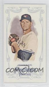 2013 Topps Allen & Ginter's - [Base] - Minis #346 - Josh Johnson