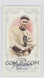 2013 Topps Allen & Ginter's - [Base] - Minis #4 - Ty Cobb