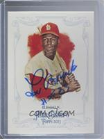 Lou Brock [JSA Certified COA Sticker]