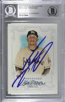 Jose Fernandez [BAS Certified Encased by BGS]