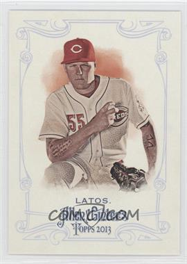 2013 Topps Allen & Ginter's - [Base] #309 - Mat Latos