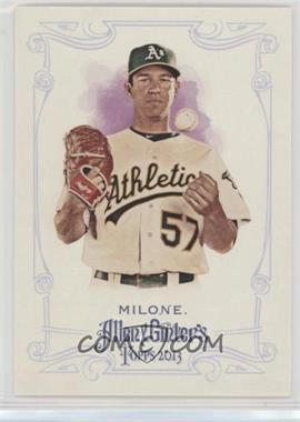 2013 Topps Allen & Ginter's - [Base] #331 - Tommy Milone