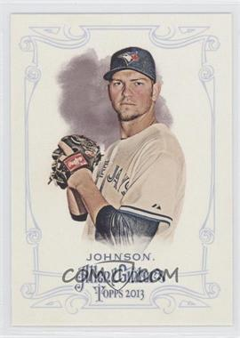 2013 Topps Allen & Ginter's - [Base] #346 - Josh Johnson