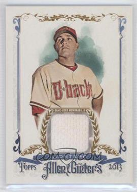 2013 Topps Allen & Ginter's - Relics #AGFR-MM - Miguel Montero