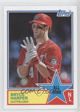 2013 Topps Archives - 1983 All-Stars #83-BH - Bryce Harper