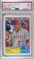 Mike Trout [PSA 7 NM]