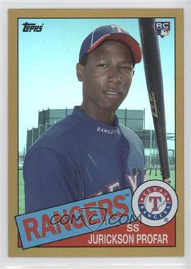 2013 Topps Archives - [Base] - Gold Rainbow #133 - Jurickson Profar /199
