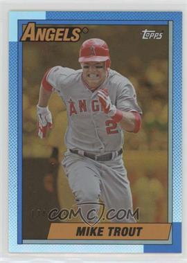 2013 Topps Archives - [Base] - Gold Rainbow #200 - Mike Trout /199