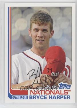 2013 Topps Archives - [Base] #100 - Bryce Harper