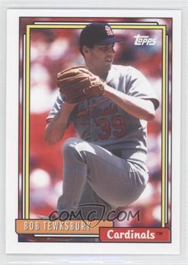 2013 Topps Archives - [Base] #210 - Bob Tewksbury