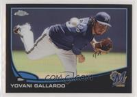 Yovani Gallardo /100