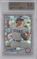 Yu Darvish [BGS 9.5 GEM MINT] #/15