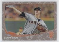 Matt Cain /15