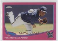 Yovani Gallardo /5