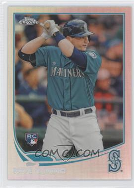 2013 Topps Chrome - [Base] - Refractor #39 - Mike Zunino