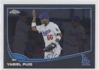 Yasiel Puig (High Five)