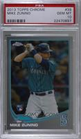 Mike Zunino [PSA 10 GEM MT]