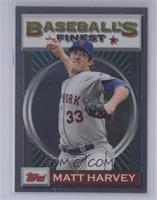 Matt Harvey [Mint]