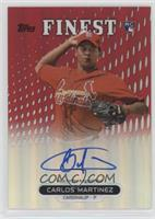 Carlos Martinez [Noted] #/25