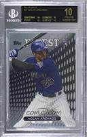 Nolan Arenado [BGS 10 BLACK LABEL]