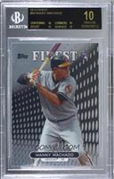 Manny Machado [BGS 10 BLACK LABEL]