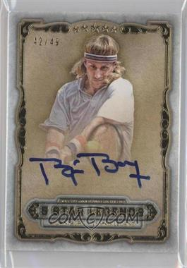 2013 Topps Five Star - 5 Star Legends Autographs #FSLA-BB - Bjorn Borg /49