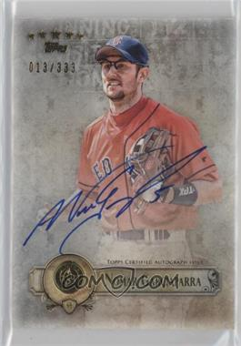 2013 Topps Five Star - Retired and Active Player Autographs #FSBA-NG - Nomar Garciaparra /333