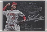Johnny Cueto [Noted] #/65
